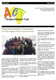 ACT Newsletter 2015